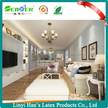 Interior latex paint colors