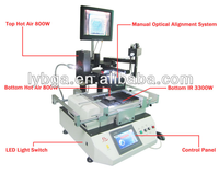 Wholesale LY SV550C automatic BGA rework station optical alignment BGA reballing station with CCD camera