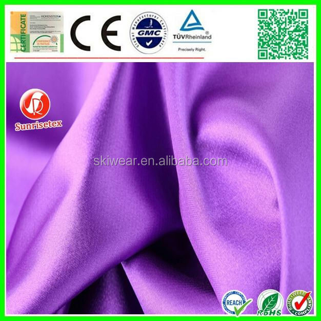 popular woven high quality 100 pure silk organza fabric