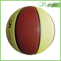 leather training basketball size 5