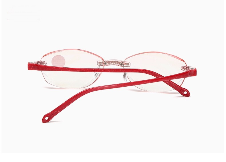 2018 last arrival one piece anti-blue women new reading glasses