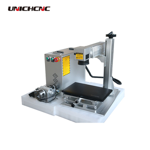 Auto parts animal ear tags laser marking machine