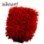 26*20cm navy blue green red orange colorful winter gloves without finger for bus cleaning carwash glove microfiber