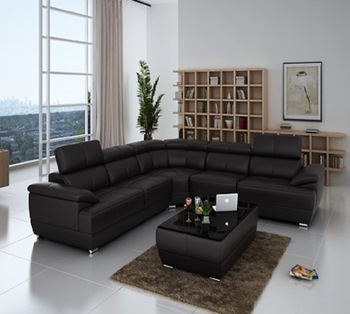 Simple Modern Black L Shape Sectional Sofa Set Design - Buy Black Sectional  Sofa,Wooden Sofa Simple Design,Pit Sectional Sofa Product on Alibaba.com