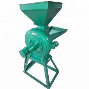 New paddy rice disk mill\ corn flour disk mill bean milling machine price