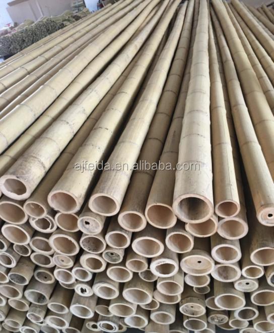 Large Bamboo Poles ~ מוטות במבוק גדול חומרי גלם מספר זיהוי מוצר