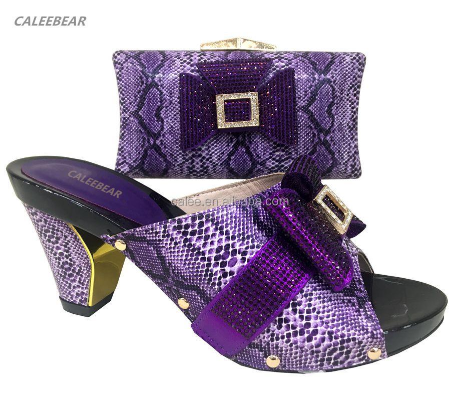 Stones Ladies African Bag Wedding Shoe Italian Woman Shoe Bag Shoe With Matching Set Set Women And And Plenty CxTq1R