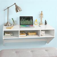 China wholesale floating shelf desktop computer table design