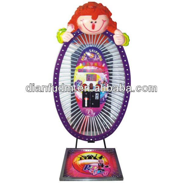 Sport Rope Skipping lottery ticket printing machine DF-R215