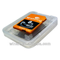 Wifi SD Memory Card with Wifi APP for Mobile Phones and MID 8GB, 16GB and 32GB Memory Optional