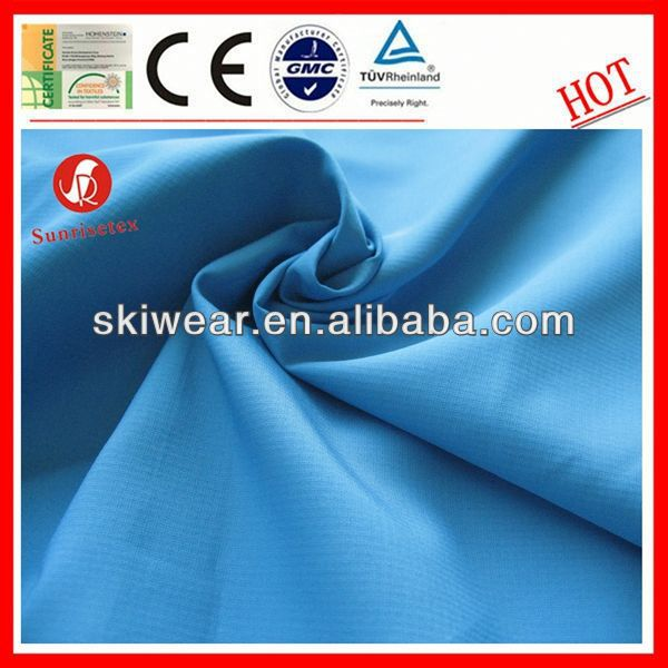 hot sell antistatic 210t ripstop polyester taffeta