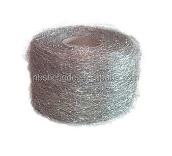 304 Stainless Steel Wire Wool For Exhaust Ler