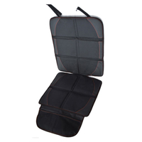Wholesale black 600D car seat protector,baby car seat cover