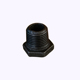ASTM standard steel rod end cap tri clamp ferrule