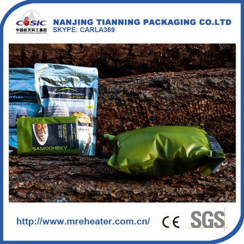 China Supplier Mre Heater Meals Ready To Eat Heater In Jordan ...