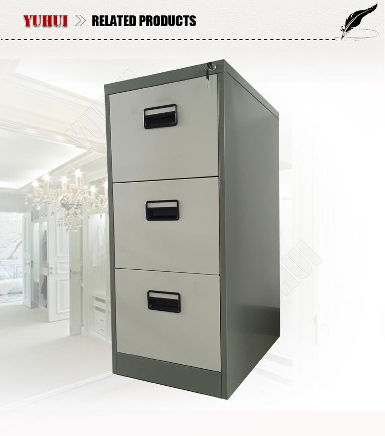 Colorful vertical kd in metallo 2 3 4 cassetti cabinet for Mobili in metallo