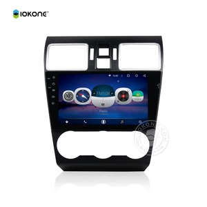 "Wholesale iokone UI 9"" Touch Screen Car DVD Player for Subaru WRX 2014-2016 Android 5.13D GPS Navigation System Multimedia USB"