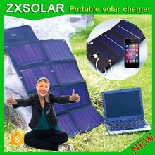 2017NEW 8W 5V Solar Portable Phone Charger, USB Port Backup for iPhone 4s/5s/6s/7 plus
