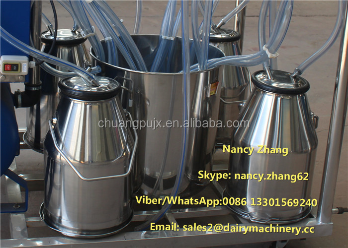 Small Milking Parlor Machine For Dairy Cow Farms Buy