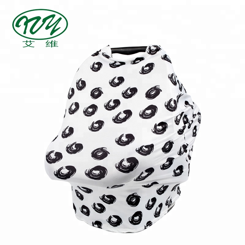 Multifunktionales Baby Car Seat Cover Baldachin und Pflege Cover