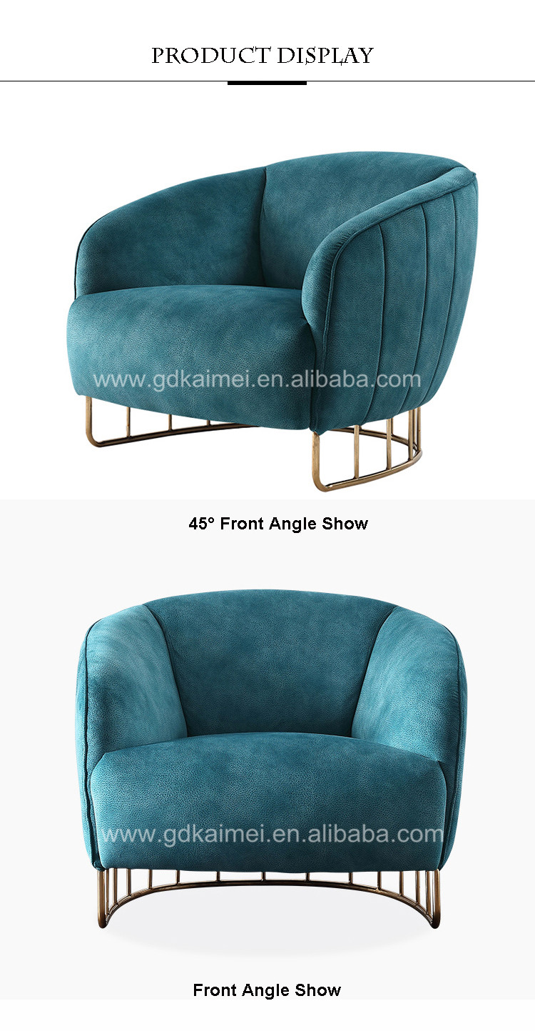 New Arrival European Style Round Shape Sofa Design - Buy ...