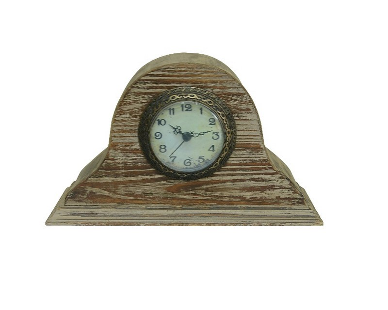 Vintage home decor/wall clock china/antique wooden wall clock
