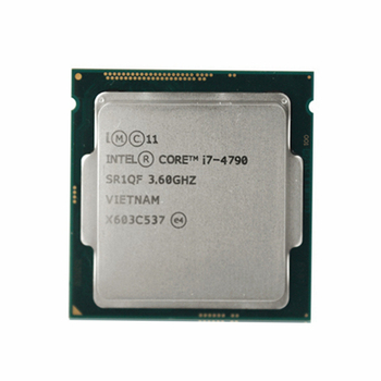 100% Tested Workable computer processor cpu 1150 intel core i7 4790
