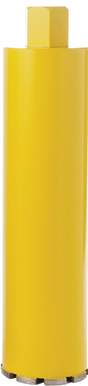 Dixie Diamond Manufacturing BP1210 Core Drill Bit Premium Grade for Wet Coring CURED CONCRETE, 12-Inch X 1.25-Inch