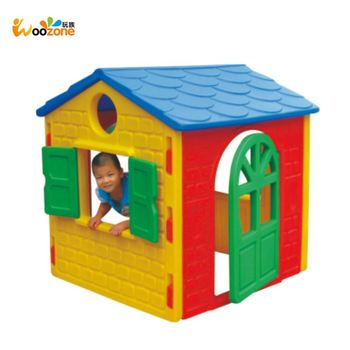 Preschool Daycare Home Plastic Toys Children Outdoor Doll House