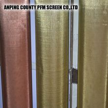 Brass Screen Wire Mesh/Copper Wire Mesh Manufacturers