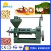 high oil exraction rate low residue oil press machinary