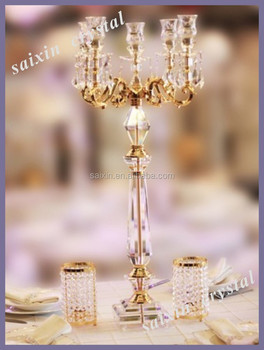 Beautiful gold candelabra for wedding centerpieces buy wedding beautiful gold candelabra for wedding centerpieces junglespirit Images