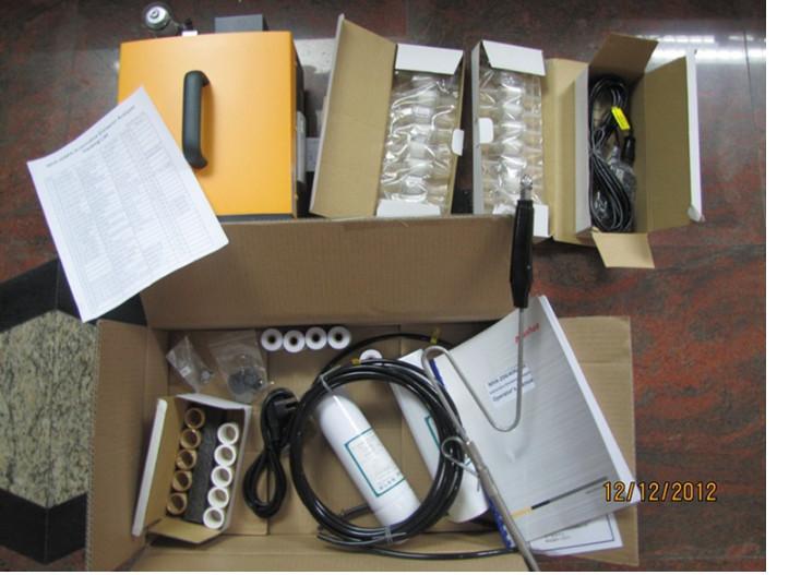 Mst-406en 4 газ автомобильный выбросов автомобиль выхлопной газ анализатор