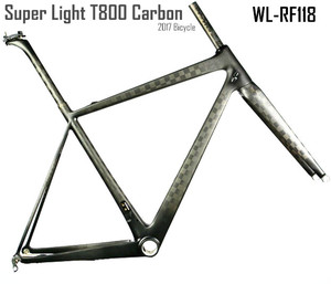 700c chinese carbon road frame super light carbon road bike frame 780g