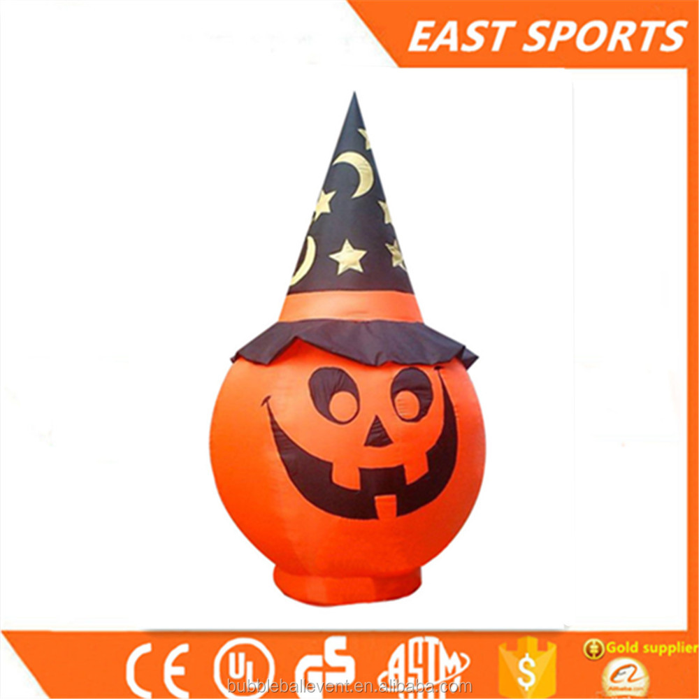 Giant Halloween Decoration Inflatable Pumpkin, Giant Halloween ...