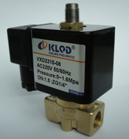 3/2way direct acting air compressor solenoid air valve
