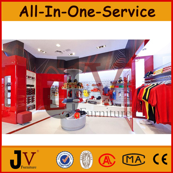 High Quality Car Accessories Shop Showroom Fittings View Car Show