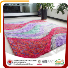 new fashion polyester microfiber chenille carpet