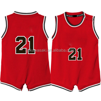 877127cc4ae Custom logo custom design cute infant basketball jerseys youth basketball  uniforms blank infant jersey