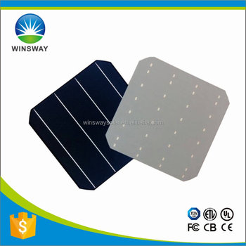 Cheap Taiwan Perc And Pid Free High Efficiency Nsp Photovoltaic  Monocrystalline Pv Solar Cells 156*156mm - Buy Cheap Photovoltaic