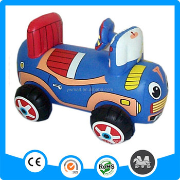 inflatable kids plastic ride on car toytoy cars for kids to drive