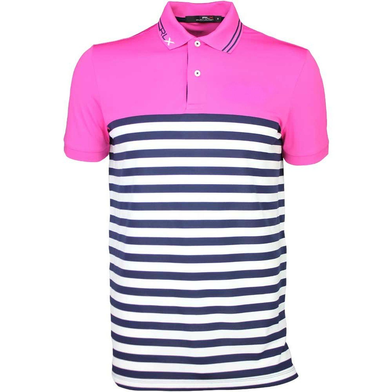 Buy Rlx Ralph Lauren Mens Short Sleeve Golf Custom Performance Polo