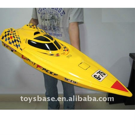 Rc boat 112 scale big size speed boat