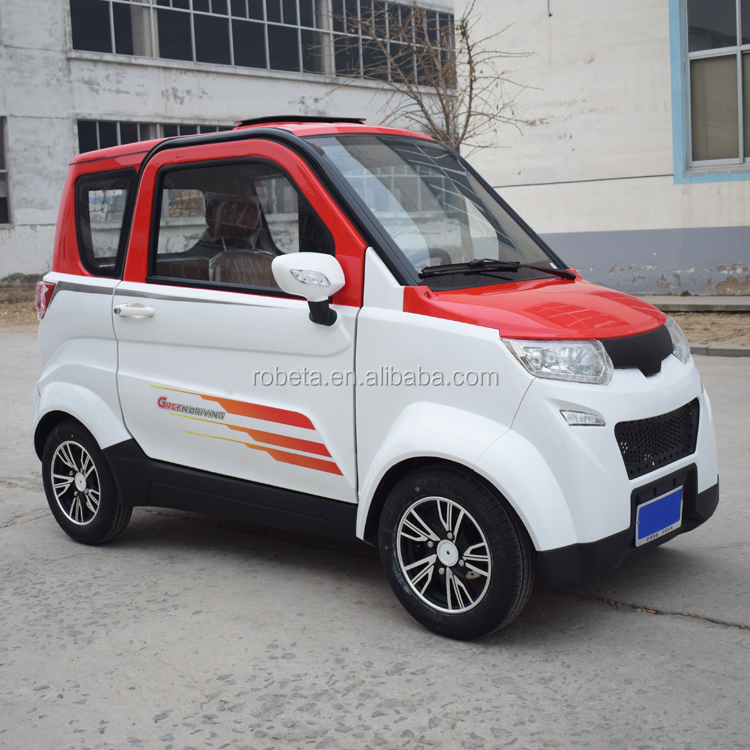 2018 New Arrival Chery Qq Electric Car/electric Car For Kids 24v ...