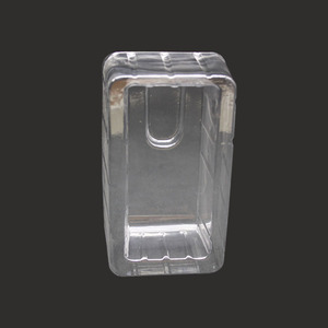 OEM Design Clear PET Blister Insert Tray Blister Packing Hard Plastic Trays