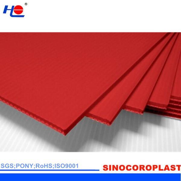 Waterproof Corrugated Folding Plastic Sheet Buy