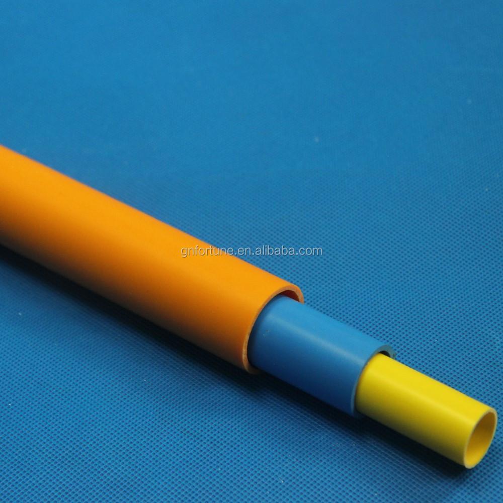 Conducto de pl stico cuadrada tubo de conducta el ctrica - Tubo pvc electrico ...