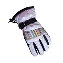 High quality winter thermal heated thin gloves for skiing