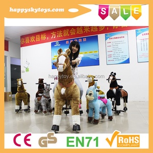 Hot!!! HI best selling rocking horse,running horse toy,toy pony horse
