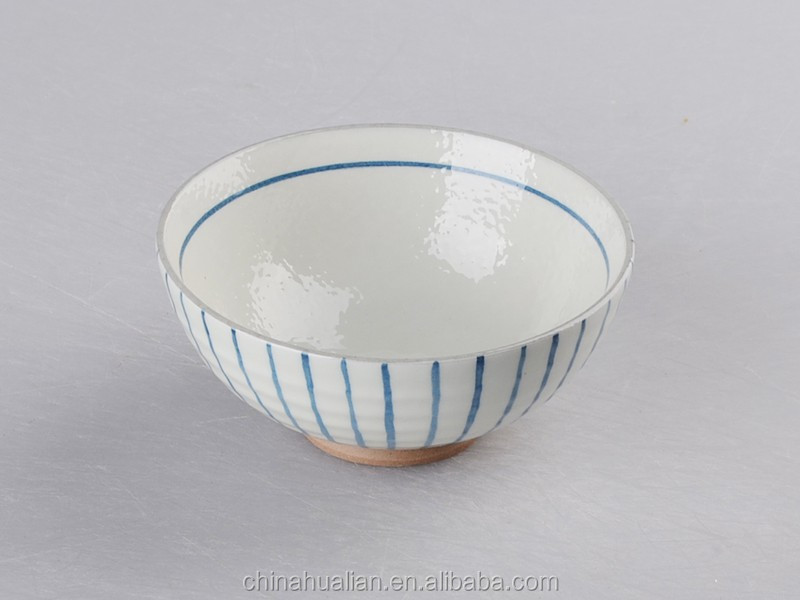 "2015 best selling products 4.5"" blue round a rice bowl,ceramic ice cream bowl,nice bowl"